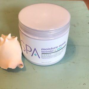 SPA moisture mask.